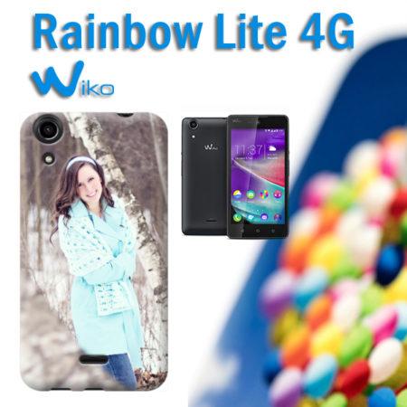 cover personalizzata Rainbow Lite 4G