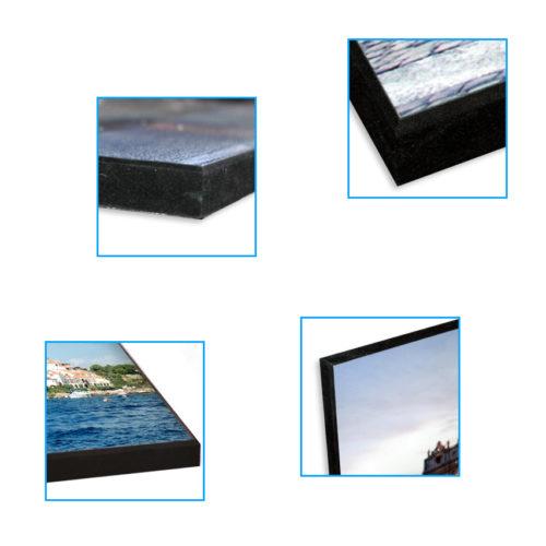 foto su pannello in legno MDF