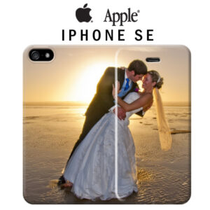 covera libro iPhone SE personalizzata