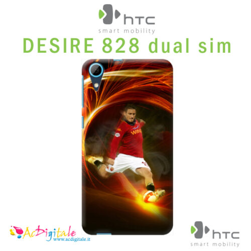 cover personalizzata Desire 826 dual sim