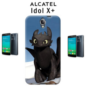 cover personalizzata Alcatel Idol X