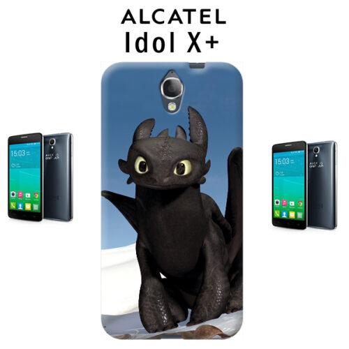 cover personalizzata Alcatel Idol X
