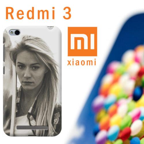 cover personalizzata redmi 3