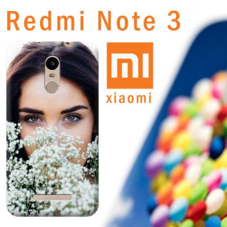 cover personalizzata redmi note 3