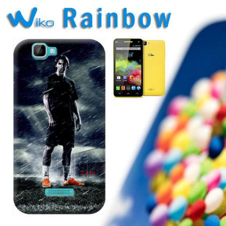 cover personalizzata Wiko rainbow