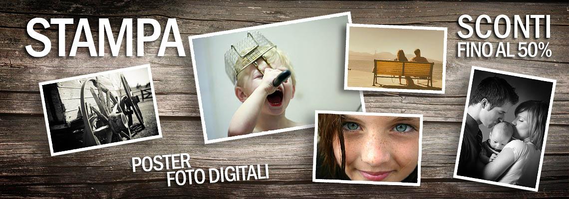 Stampa foto digitali online foto