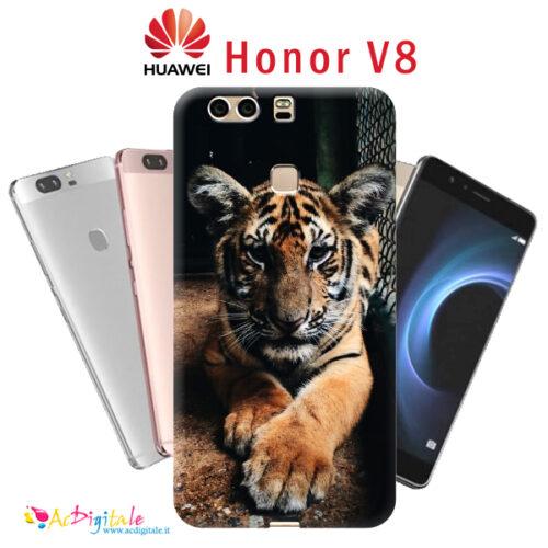 cover personalizzata Honor V8