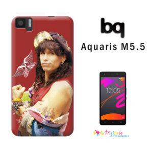 cover personalizzata per Aquaris M5.5