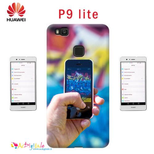 cover personalizzata p9 lite