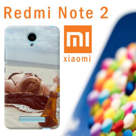 cover personalizzata redmi note 2