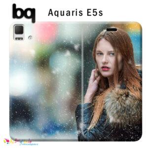 cover o custodia libro personalizzata E5s aquaris