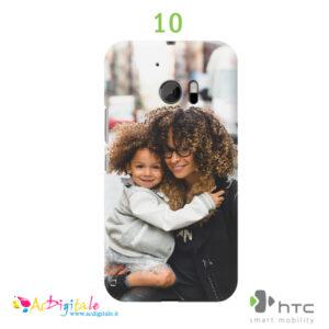 cover personalizzata htc 10
