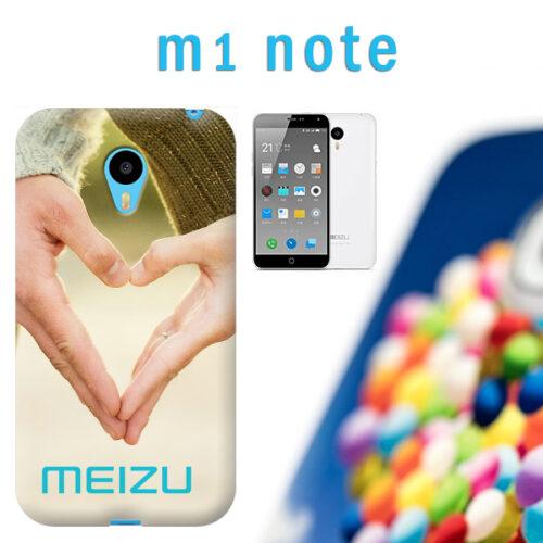 cover personalizzata per Meizu M1 note