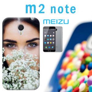 cover personalizzata m2 note meizu