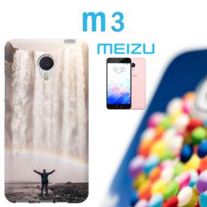 cover personalizzata meizu M3