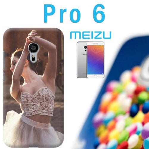 cover personalizzata meizu pro 6