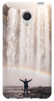 m3 cover personalizzata meizu