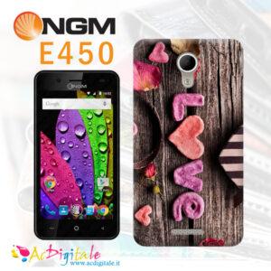 cover personalizzata NGM E450