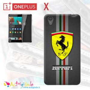 Cover personalizzata oneplus X