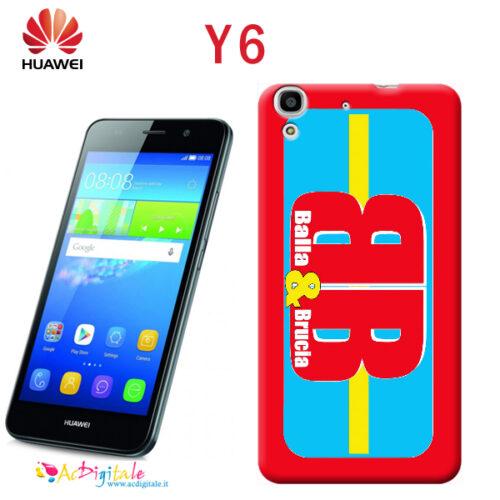 cover personalizzata Y6