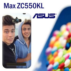 cover personalizzata Zenfone Max ZC550KL