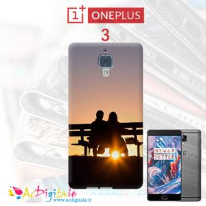 cover personalizzata oneplus 3