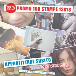 stampa 100 foto ad un prezzo speciale