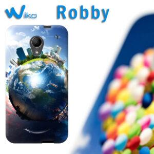 cover personalizzata wiko robby