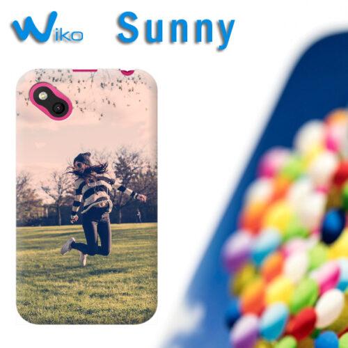 cover personalizzata Sunny wiko