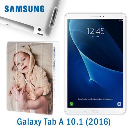 smartcase personalizzate per Tab A 10.1 (2016) (no s-pen)