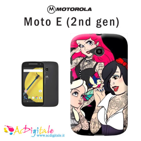 cover personalizzata Moto e (2nd gen)