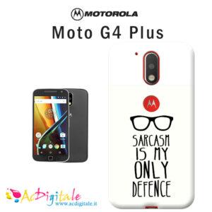 cover personalizzata moto G4 plus