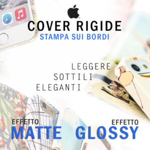 Cover rigide 3D iPhone