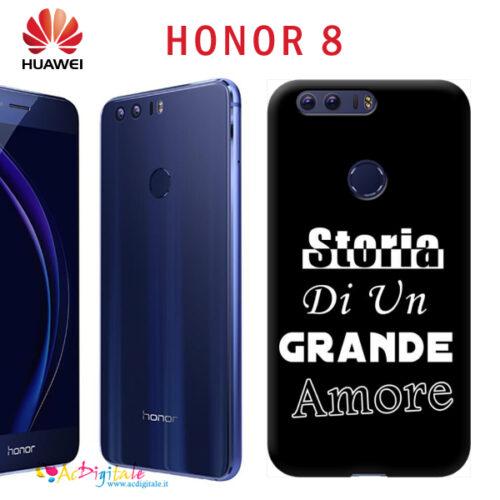 cover personalizzata honor 8