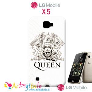 cover personalizzata LG X5