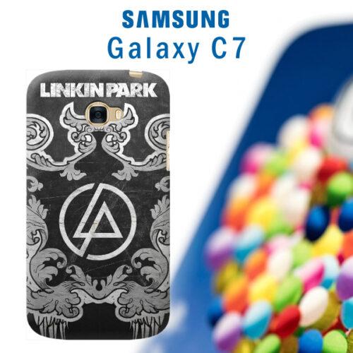 cover personalizzata Galaxy C7