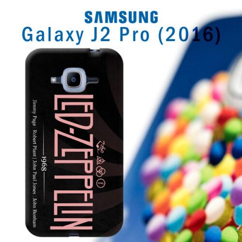 cover personalizzata J2 Pro 2016