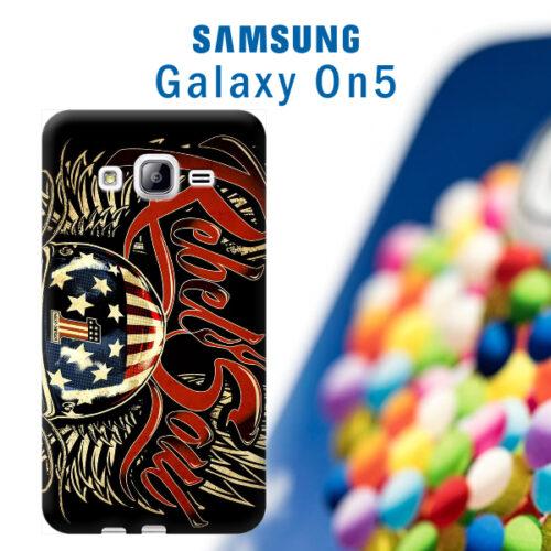 cover personalizzata per Galaxy On5