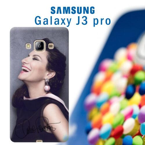 cover personalizzata Galaxy J3 pro