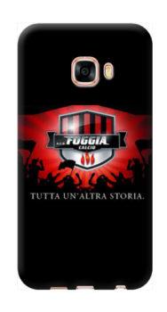 cover personalizzate squadra di calcio Foggia galaxy C5