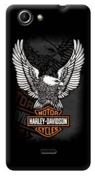 cover personalizzata pulp g4 harley davidson