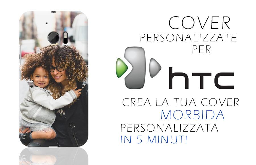cover per cellulari e smartphone personalizzata per HTC