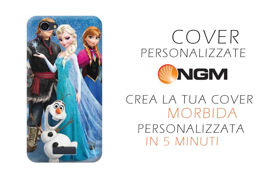 Cover personalizzate per NGM morbide
