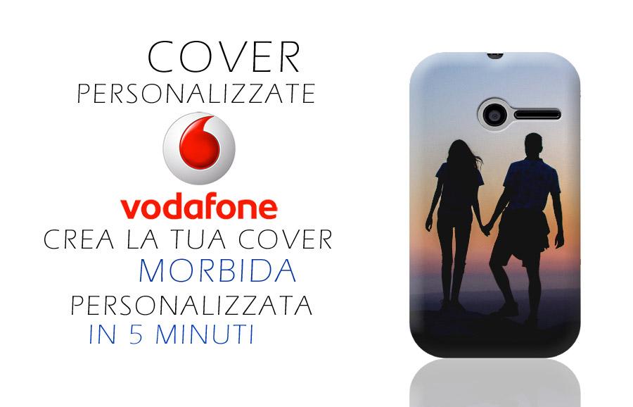 crea cover personalizzate vodafone