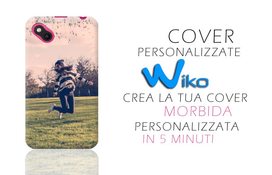 creare una cover personalizzata wiko
