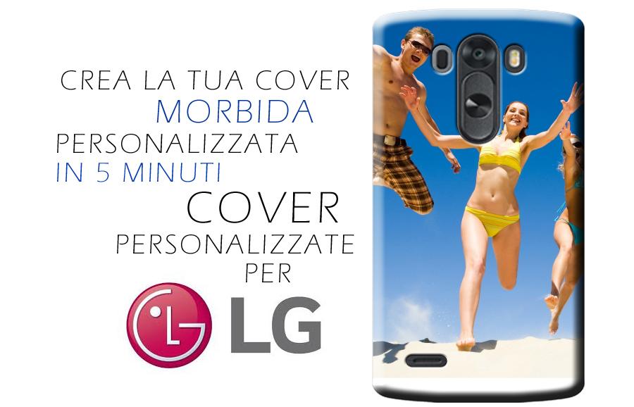 Cover personalizzate Lg in 5 minuti