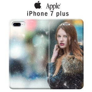 cover a libro personalizzate iPhone 7 plus