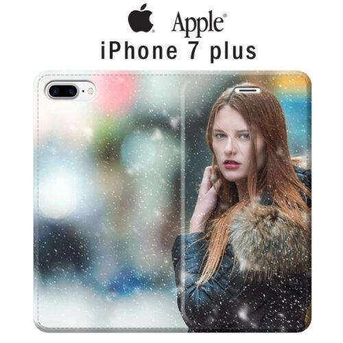 cover a libro personalizzate iPhone 7 plus