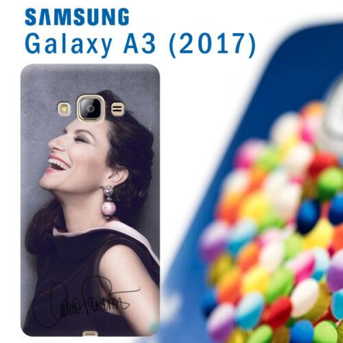 La cover morbida personalizzata per galaxy A3 (2017)