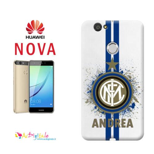 cover personalizzata Nova Huawei